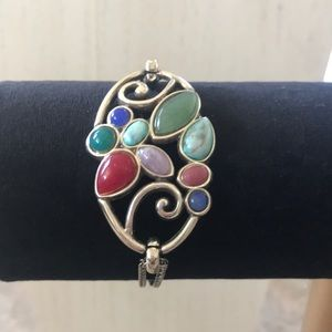 Brighton Colored Stone Bracelet
